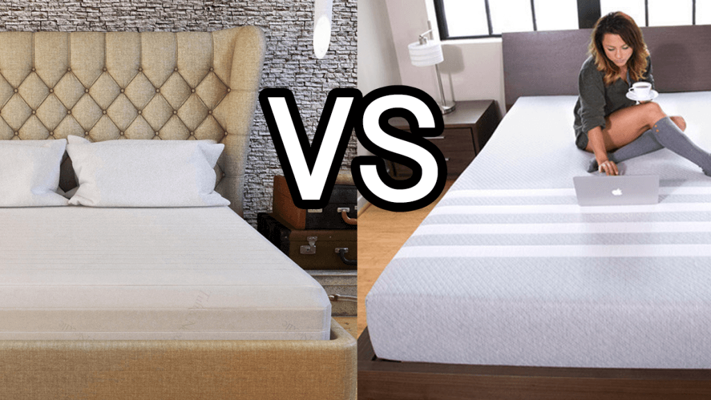 Best Mattress Under $1000 Lull vs Tuft And Needle vs GhostBed