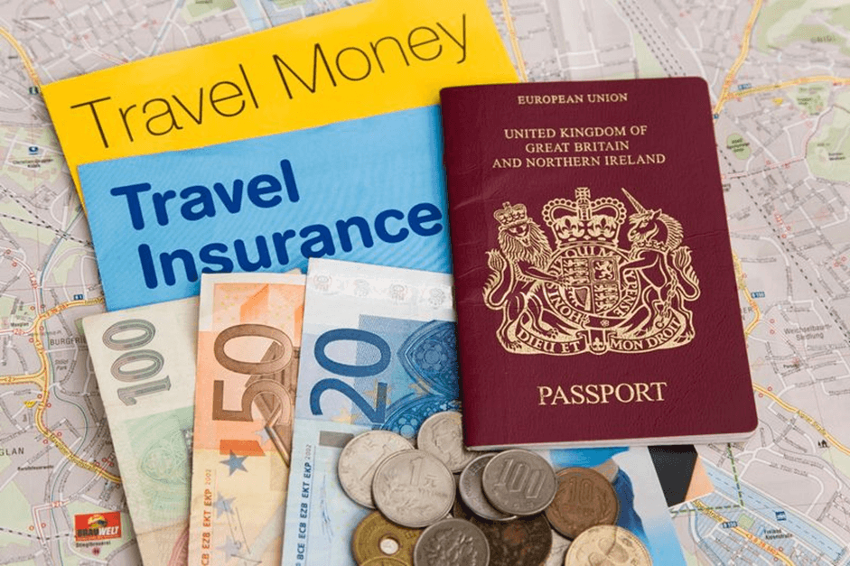 Buy travel insurance