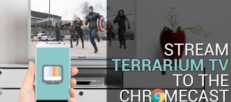 Terrarium TV for Chromecast Free Download