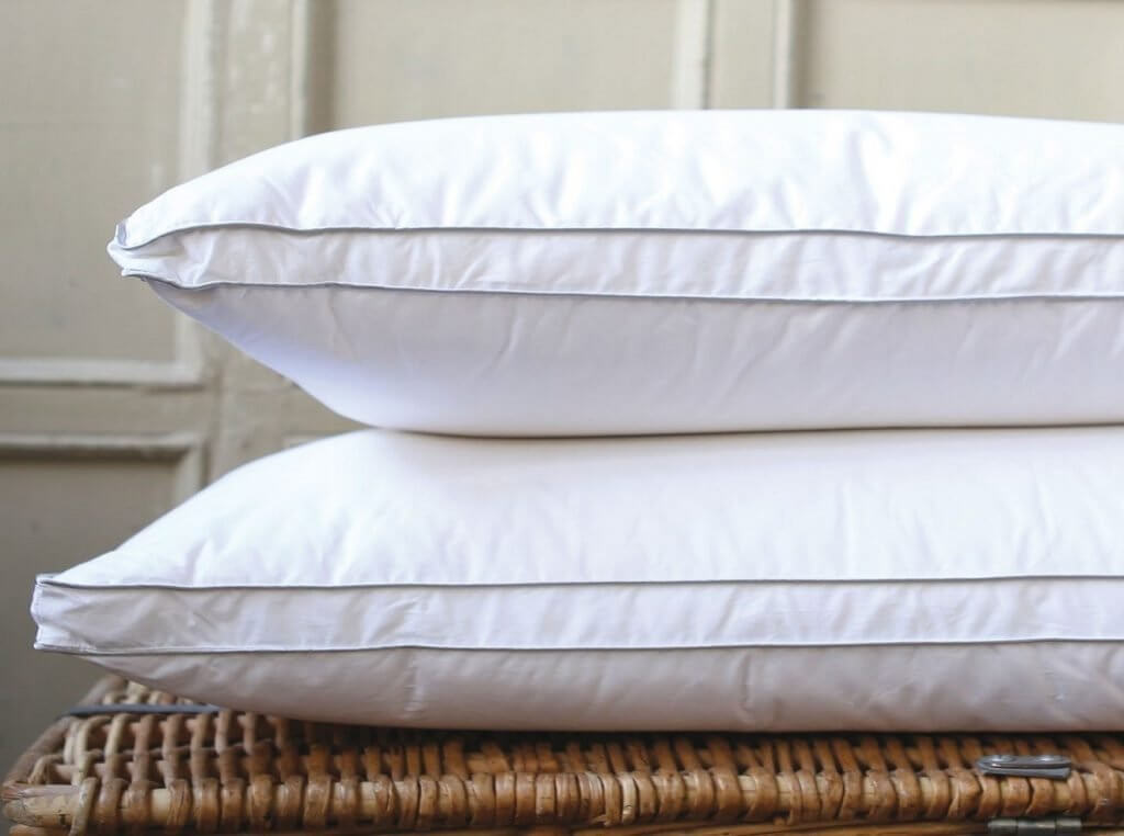 blog of feather pillow downclusterimage types you know about pillows should filled